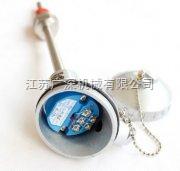 一体化温度变送器热电偶(阻)