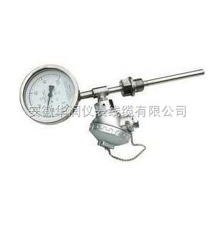WTDY-12103-一体化远传双金属温度计WTDY-12103