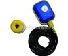 水位开关控制器电缆浮球液位开关继电器扁浮球液位计康卓KZ-BF