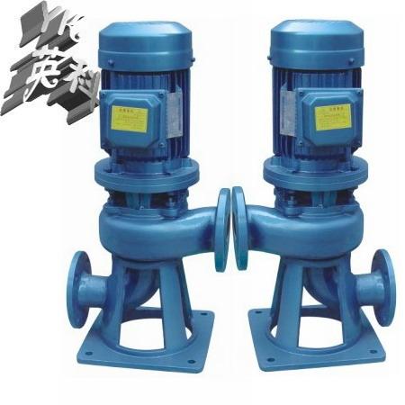 供应LW无堵塞立式排污泵