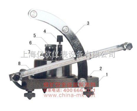 单管倾斜式微压计|DW200|单管斜杆微压计