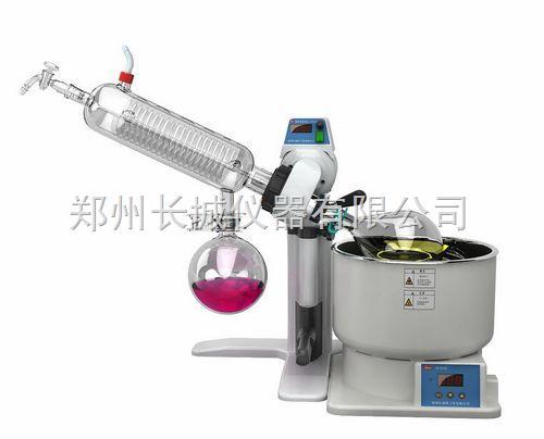 郑州长城R-1001-LN斜式小型旋转蒸发仪