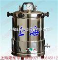 手提式高压灭菌器,上海手提式高压灭菌器(18L防干烧)