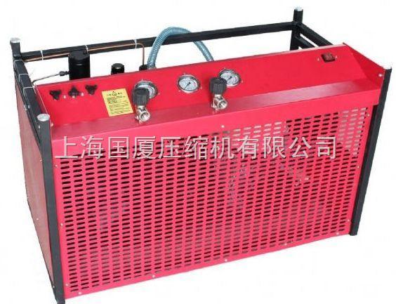 CNG加气站管道压力检测用高压空压机
