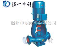ISGB型-ISGB型便拆式立式管道泵