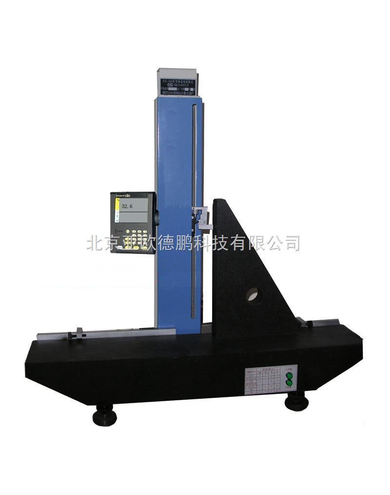 DP-CC-500B/CC-500E-直角尺檢定儀/垂直度測量儀/直角尺檢定器