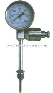 不銹鋼PT100數字顯示溫度計