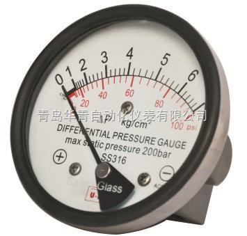 磁感应差压表