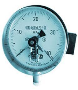 YXC系列磁助电接点压力表