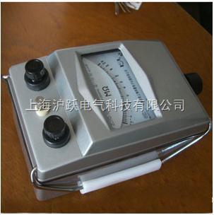 zc11d-1-绝缘电阻表 指针兆欧表 -上海沪跃电气科技