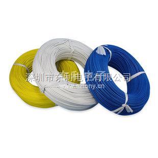 编织硅胶电线UL3320 硅胶编织电线0.75平方 环保电子线 编织电线