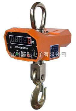 直视电子钩秤/电子吊磅秤/5吨电子吊秤