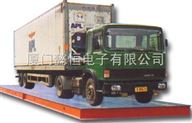 100噸電子地磅/動態汽車衡/福建地磅/福州磅秤