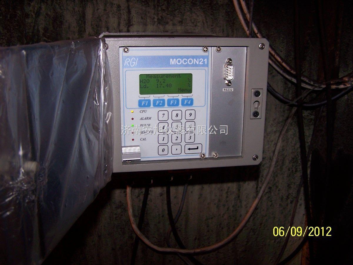德国在线水分测试仪,RGI在线微波水分测定仪