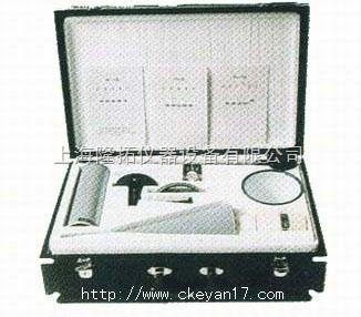 泥浆测试箱(三件套),生产泥浆测试箱