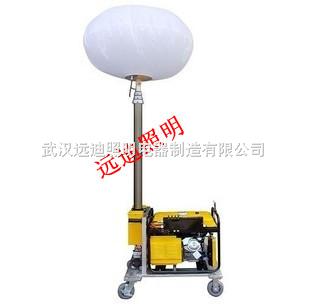施工月球灯,强光球形灯 工程照明灯