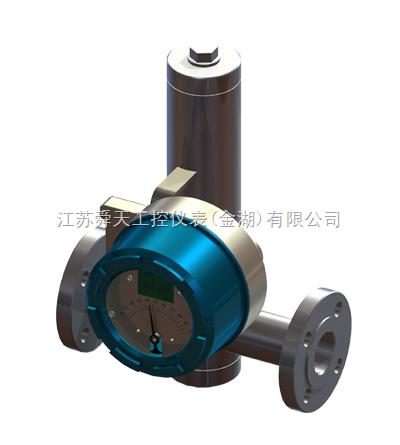 防腐型金属管转子流量计