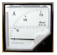 42L6-A交流电流表,42C3-A直流电流表