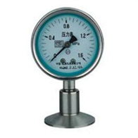 Y-M系列防震隔膜压力表