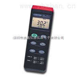 CENTER-302-臺灣群特K,J型熱電偶溫度表