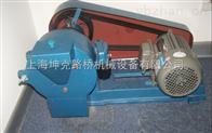 上海坤克路橋廠家供應優質圓盤粉碎機