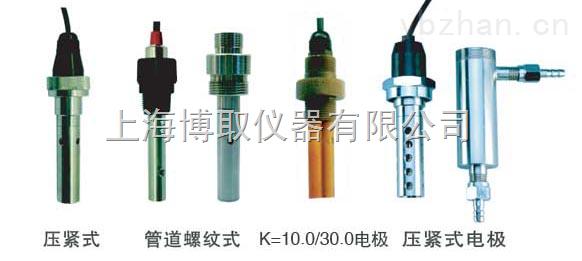 纯水和超纯水的电导率测量,电厂钛合金电导率电
