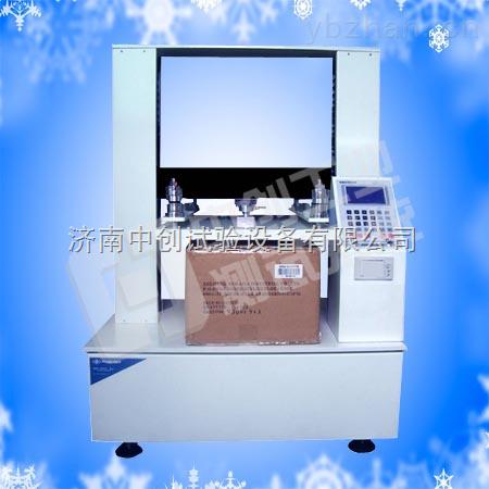 纸箱压力试验机,蜂窝纸箱抗压检测仪,蜂窝纸箱抗压试验机