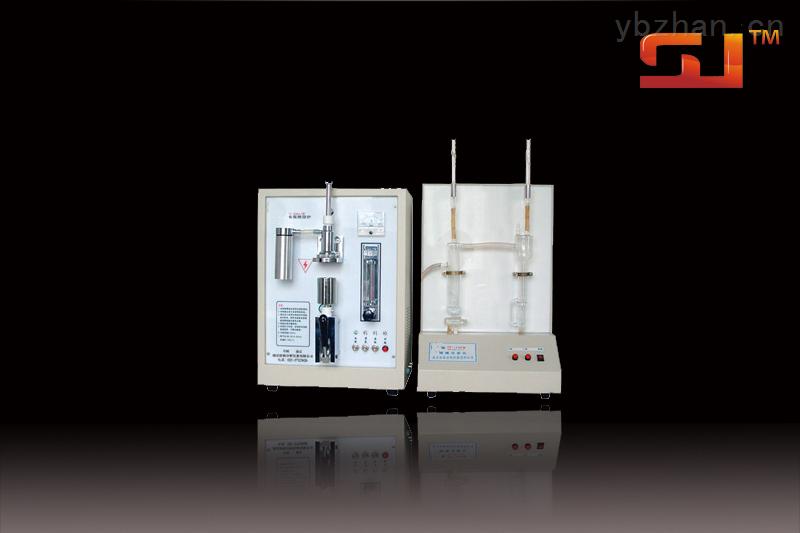 XY-80型碳硫联测分析仪(非水滴定)