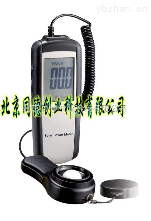 太陽能測試儀/太陽能功率計