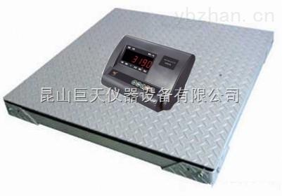 XK3190-A12E-感量0.5kg/3t電子地磅稱,精度0.5kg/3t電子小地磅