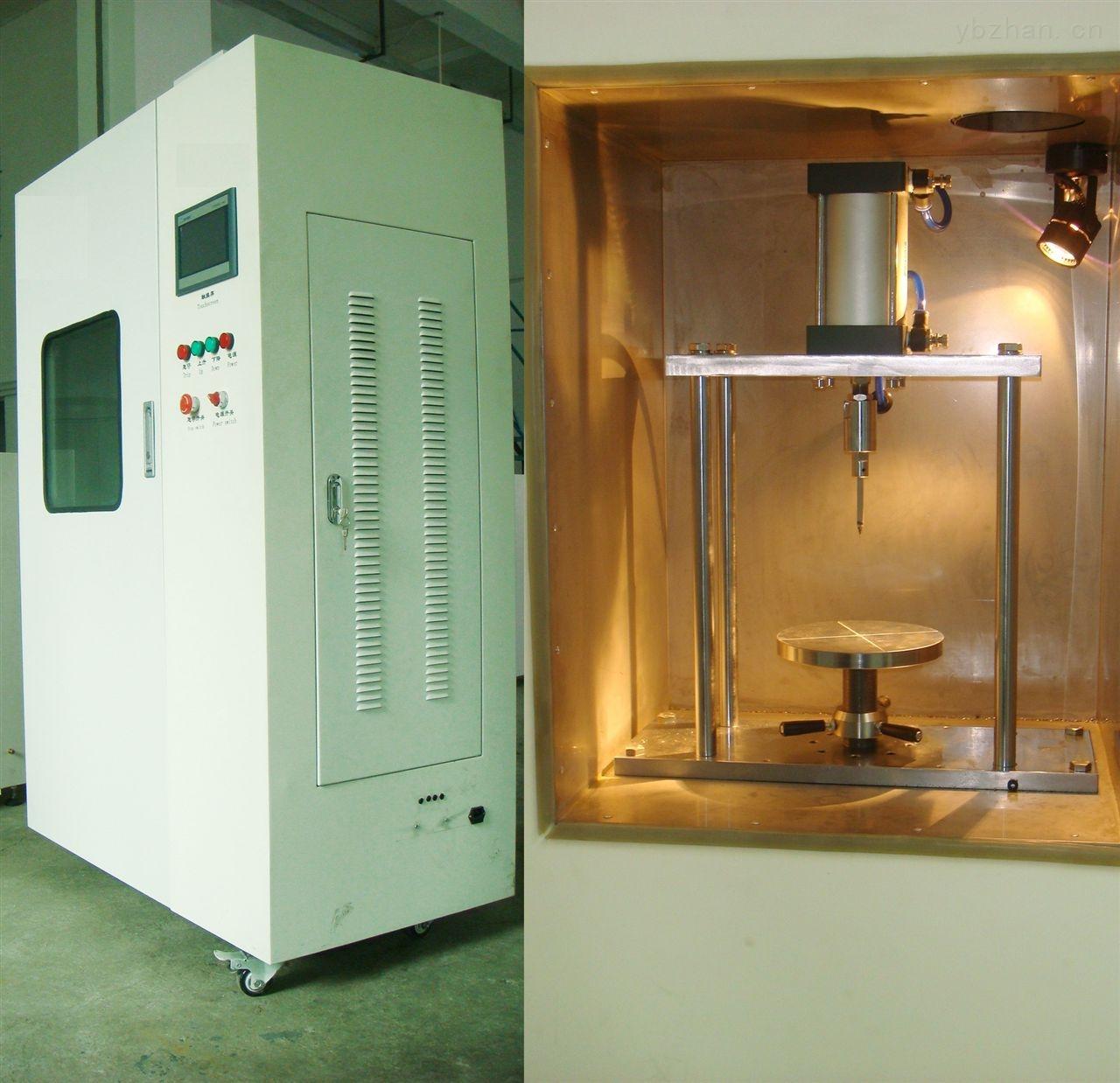 GB31485电动汽车用锂离子动力蓄电池包和系统挤压/针刺试验装置