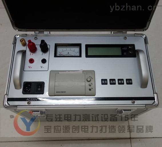 适于各种中小型变压器的直阻测量