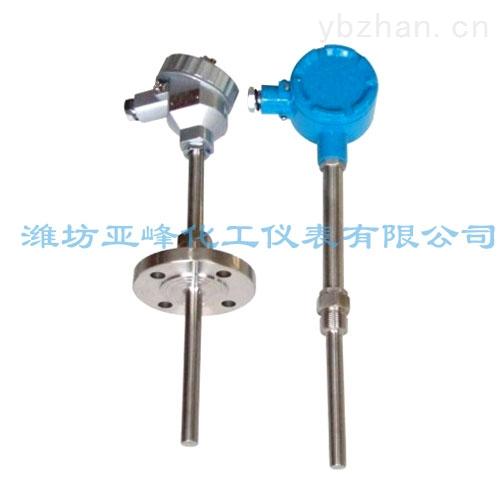 热电阻特征