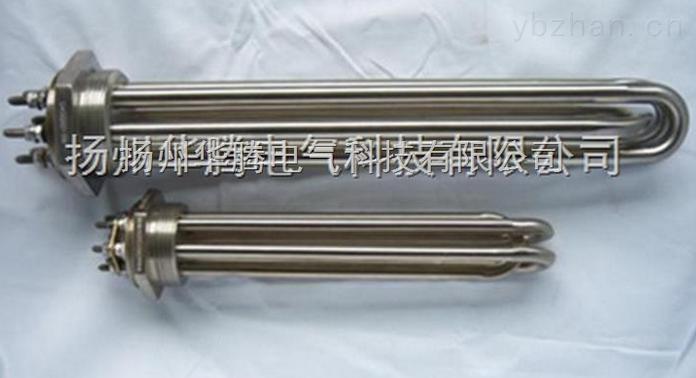 hry3型护套式电加热器本电加热器有加热芯子和护套管组成,加热芯子用