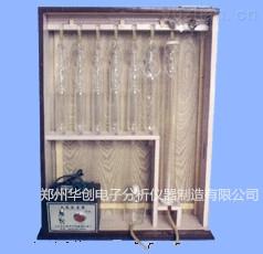 六管奥氏气体分析仪QF1906