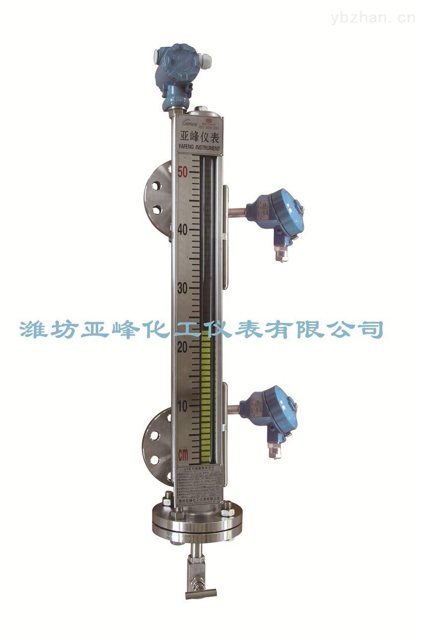 UZ系列-磁性液位计(带远传及报警开关)