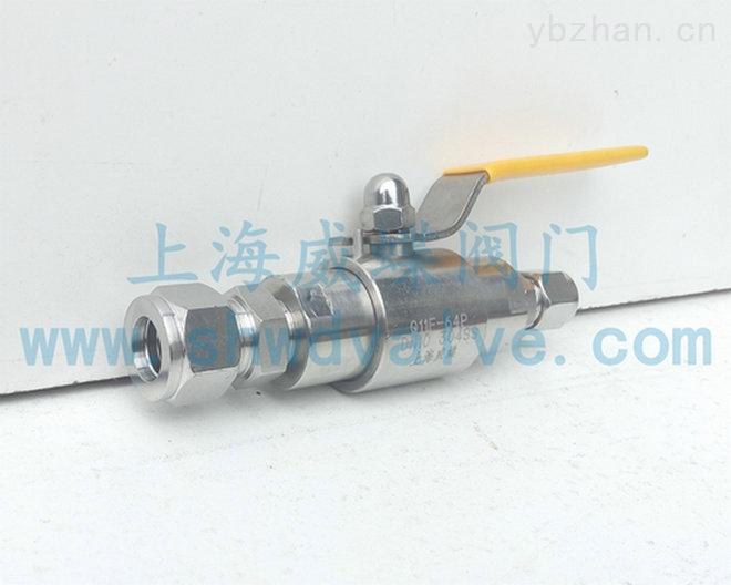 不銹鋼螺紋氣源球閥,不銹鋼氣源球閥價格