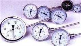 WSS-411、WSS-481双金属温度计