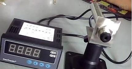 SH-窯爐工業現場檢測溫度4-20mA輸出紅外測溫儀
