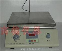 DJ-20A数显大容量磁力搅拌器