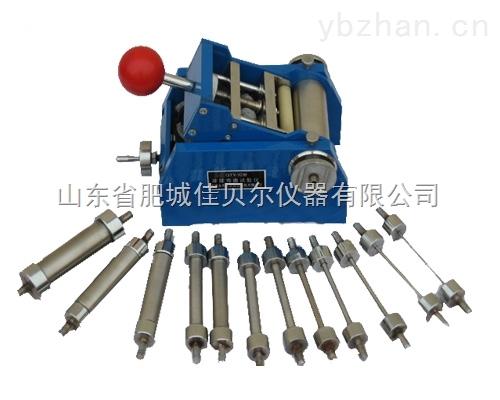 QTY-32漆膜圆柱弯曲试验器原理、漆膜弯曲试验器简介、漆膜柔韧性试验器参数