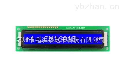 字符点阵LCD液晶模组HTM1601C