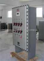 BXK58-钢板焊接防爆控制柜/定做非标防爆控制柜厂家