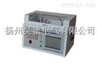 HTYJS-H全自动绝缘油介质损耗测试仪
