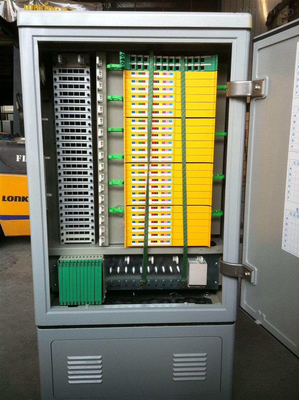 1152芯免跳接光缆交接箱价格曝光