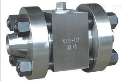 供应Q61N球阀,高压焊接球阀