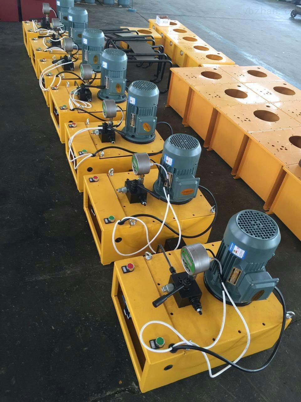 ZB6302型系列电动油泵行程大小