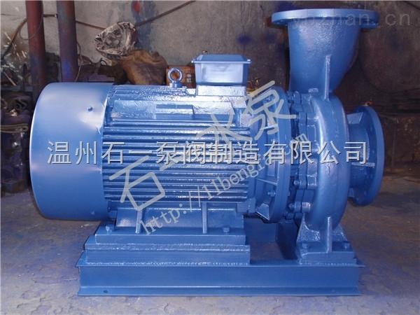 ISGD立式低轉速管道泵