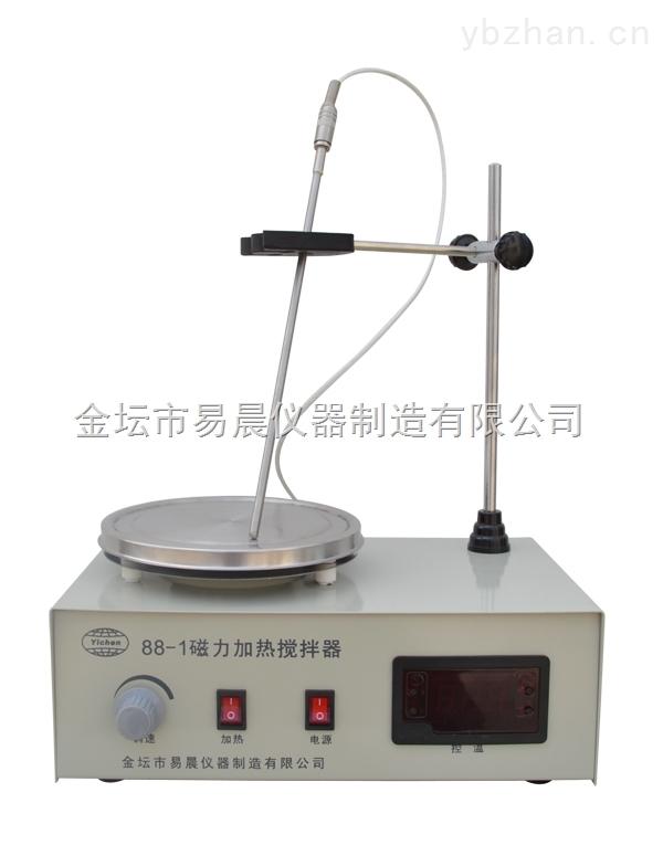 大功率恒温磁力加热搅拌器