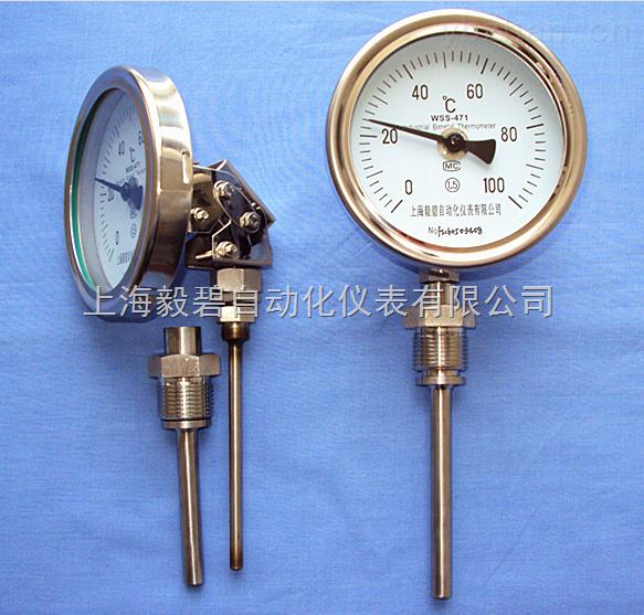WSS-471-熱套式雙金屬溫度計